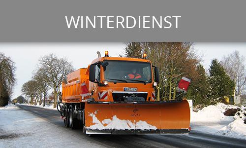 Winterdienst | Lohnunternehmen Janssen Aurich