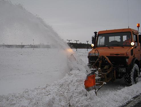 Winterdienst | Lohnunternehmen Janssen
