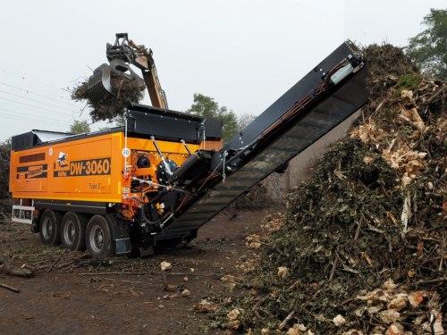 Vorzerkleinerer Doppstadt | Recycling- & Aufbereitungstechnik Janssen