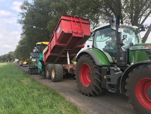Wegebau | Lohnunternehmen Janssen