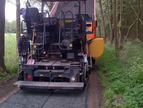 Wegebau   Lohnunternehmen Janssen